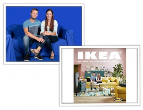 BlueScreen-Fotoaktion für IKEA Saarlouis